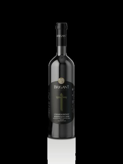 Chardonnay Barrique biele víno suché 2018