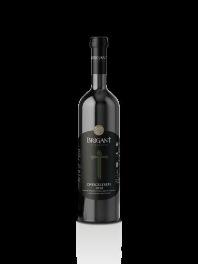 Zweigeltrebe biele víno polosladké 2020